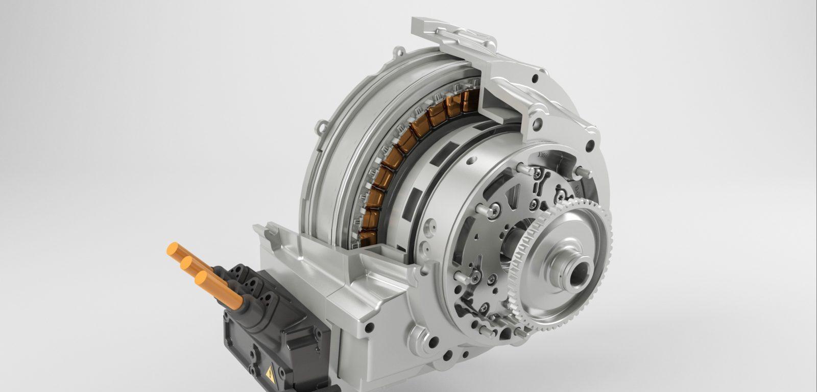 FEV ePGS: Der ultrakompakte Hybridantrieb