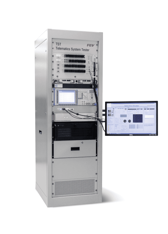 TST - Telematics System Tester