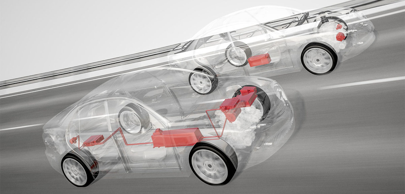 Multi-level simulation approach for hybrid and electric vehicles - FEV