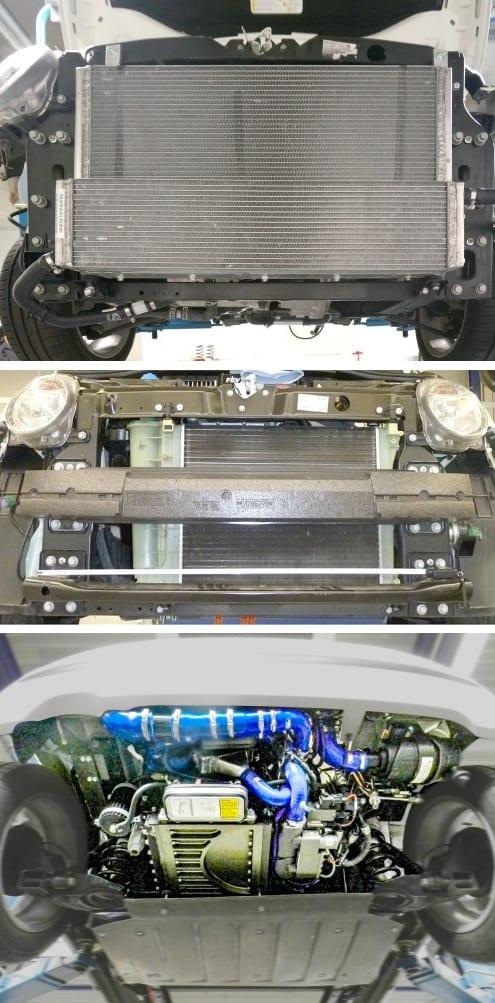 Fahrzeugkühler - Range Extender