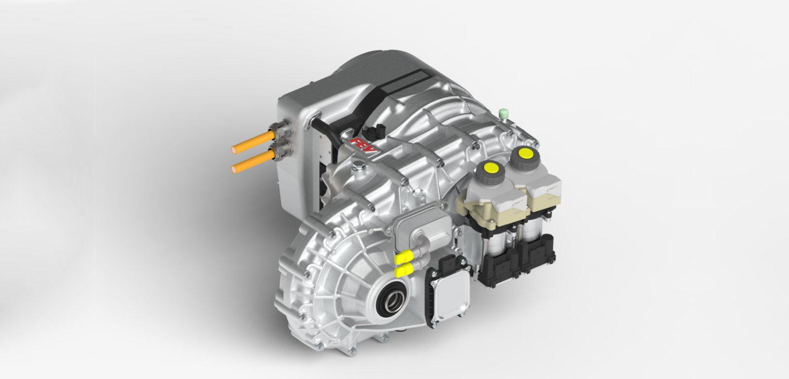 Battery Electric Vehicle Transmission - FEV Corporate Magazine