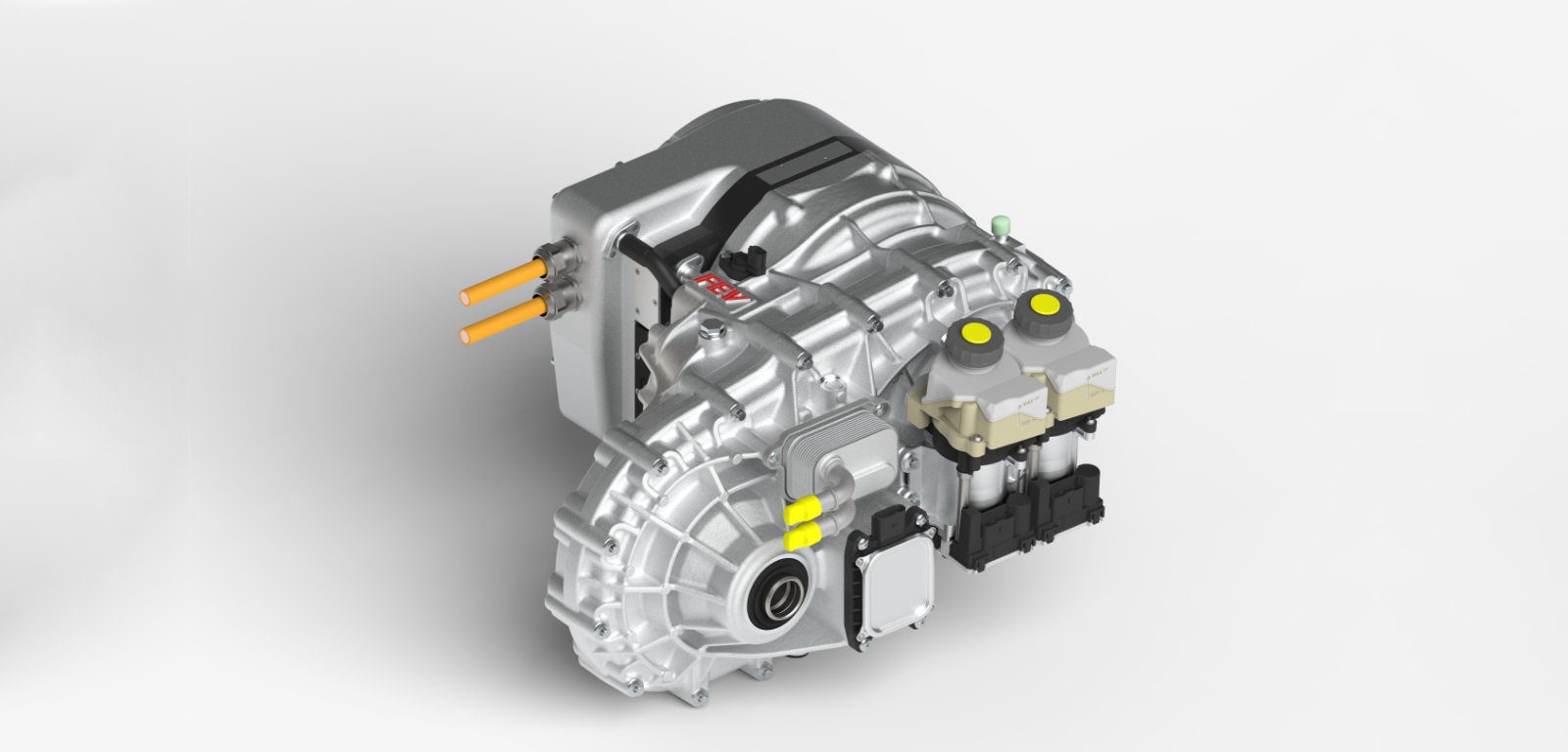 Battery Electric Vehicle Transmission - FEV Corporate Magazine | Purely Electric Car Engine Diagram |  | FEV Corporate Magazine - FEV Group